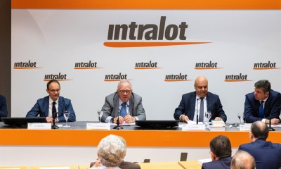 INTRALOT'S ANNUAL GENERAL SHAREHOLDERS ASSEMBLY Re-organization, New Strategy and Operational Efficiencies are the key drivers for INTRALOT in 2019-2020