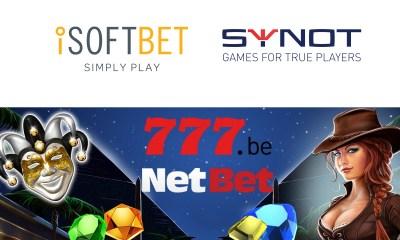 ISoftBet GAP platform powers SYNOT Games integration