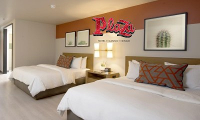 Plaza Hotel & Casino continues to enhance guest experience with more than 100 upgraded Luxe Rooms