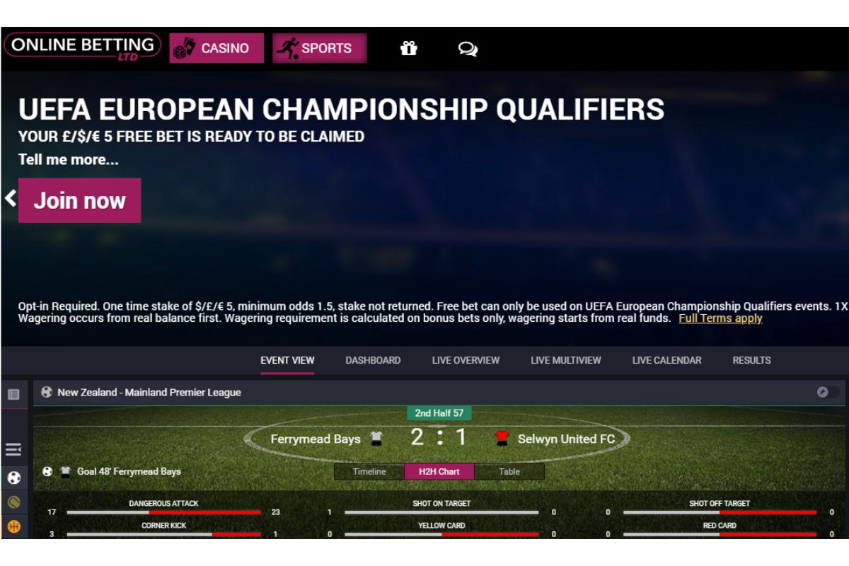 ProgressPlay launches Online Betting Ltd in the UK