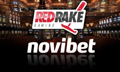 Red Rake Gaming reinforces their presence in the regulated markets of Greece and the UK thanks to their new association with Novibet