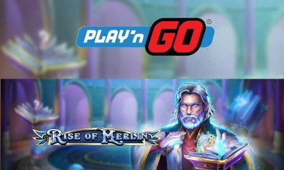 Play'n GO G with Rise of Merlin