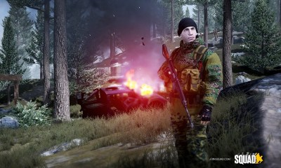 Squad's Alpha 14 Update Adds Territory Control Mode and New Map - Now Available