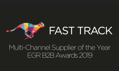 "FAST TRACK Wins ""Multi-Channel Supplier"" EGR B2B Award"