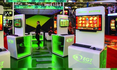 EGT Interactive Launches its High-Quality Casino Slots in Spanish Market