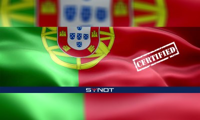 SYNOT Games Secures Portuguese License