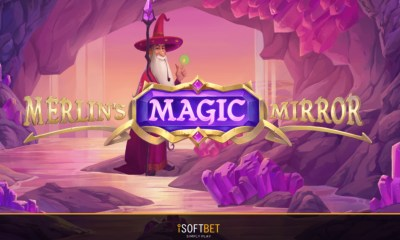 iSoftBet with Merlin's Magic Mirror