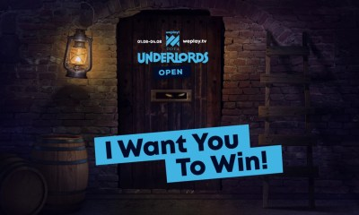WePlay! Dota Underlords Open: tune in to the main event's broadcast this week