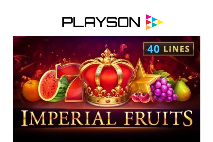 Imperial Fruits: 40 Lines - Playson