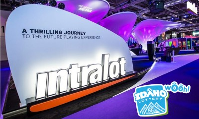 INTRALOT applauds Idaho Lottery