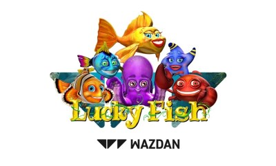 Wazdan's Lucky Fish