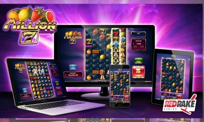 MILLION 7 video slot by Red Rake Gaming