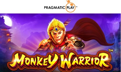 PRAGMATIC WITH MONKEY WARRIOR
