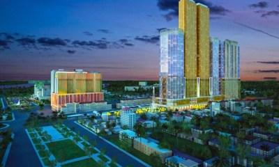 NagaCorp Shares the Details of Naga 3 Expansion Plan