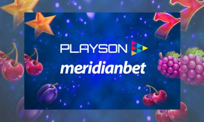 Playson inks content agreement with Meridianbet