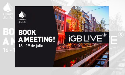 R. Franco Digital set to showcase best of portfolio at iGB Live!