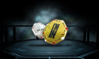 Be the Boss of UFC(R) With PokerStars and UFC's Octagon(R) Chip Campaign