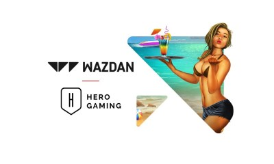 Wazdan Games Go Live Across Hero Gaming Brands