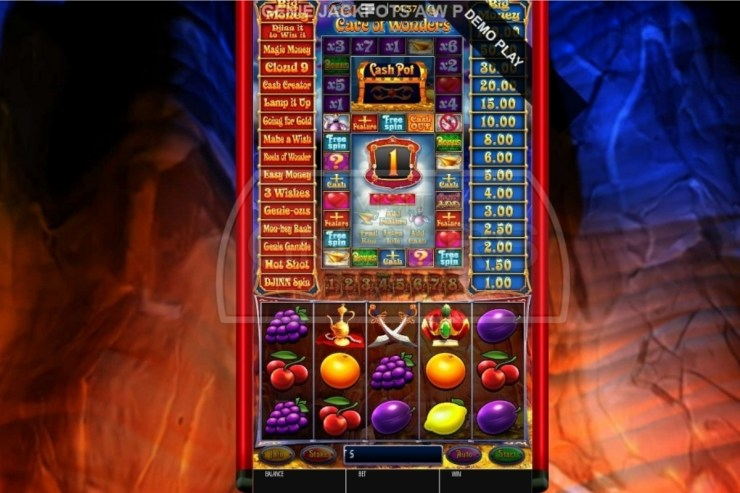 Blueprint Gaming grants players wishes with Genie Jackpots: Cave of Wonders