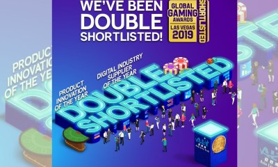 Asia Live Tech Has Been Double Shortlisted at GGA Las Vegas 2019