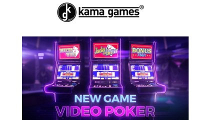KamaGames Launches Video Poker App