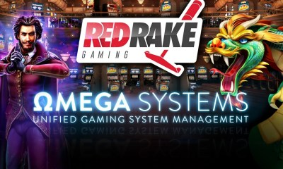 Red Rake Gaming's portfolio available through OMEGA SYSTEMS