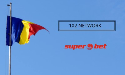 1x2 Network Enters Romania With Superbet.ro