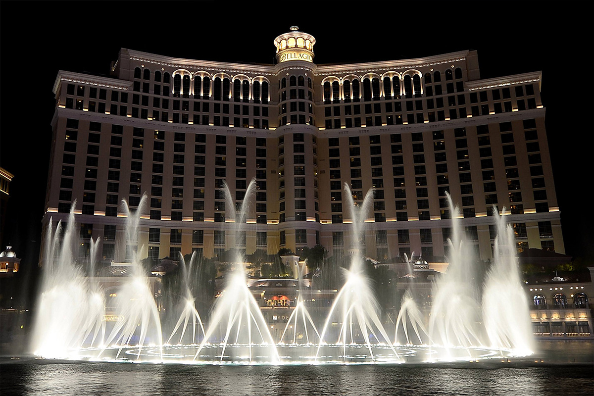 Blackstone Group to Buy Bellagio and MGM Grand