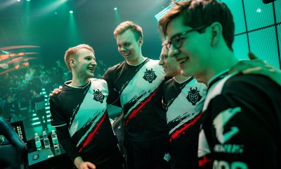 G2 Esports Starts Partnership with Red Bull