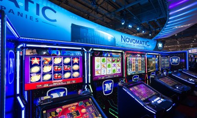 NOVOMATIC Installs 68 Gaming Machines at Kangwon Land Casino