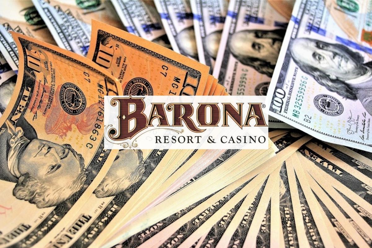 Barona Resort & Casino is Giving Away One Million Dollars Cash in October