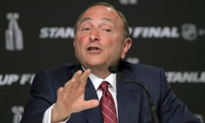 NHL Commissioner Gary Bettman to Headline Sports Betting Symposium