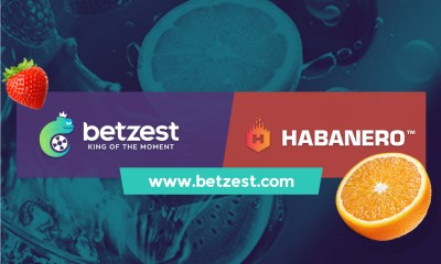 Online Sports betting and casino operator Betzest™ goes live with Habanero™