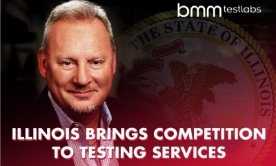 Illinois Brings Competition To Testing Services In Key Piece Of Sports Betting Bill