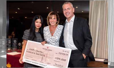 Genting donation gets the ball rolling at largest ever CHIPS Charity Golf Tournament