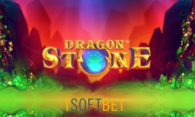iSoftBet - Dragon Stone Slot