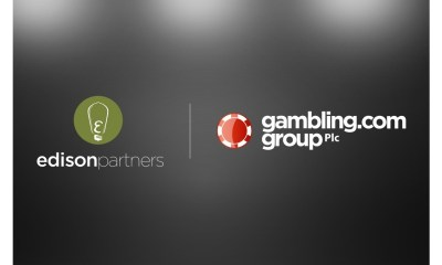 Gambling.com Group Secures USD 15.5 Million Growth Investment From Edison Partners