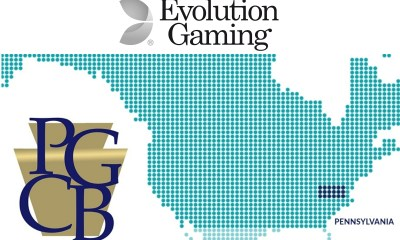 Evolution Gaming secures Pennsylvania Gaming Control Board license for further US growth