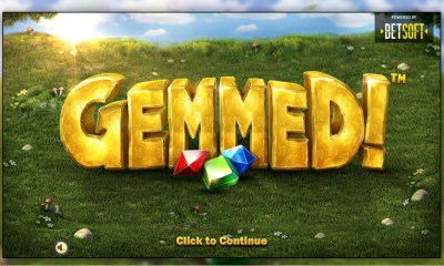 "Betsoft - ""GEMMED!"" Slot"