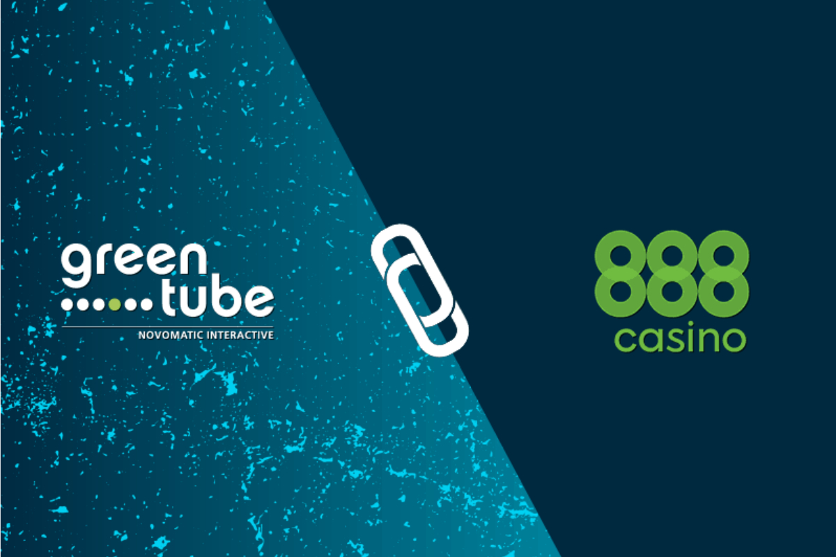 Greentube integrates slots with 888casino