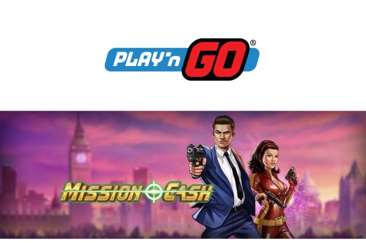 Play'n GO Are on a Mission with their Newest Release