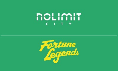 Nolimit City partners up with pioneering brand, Fortune Legends