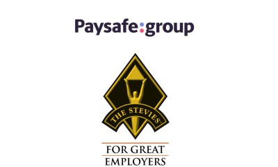 """Paysafe's Canadian HR Team Receives """"Gold"""" Stevie Award for Great Employers"""