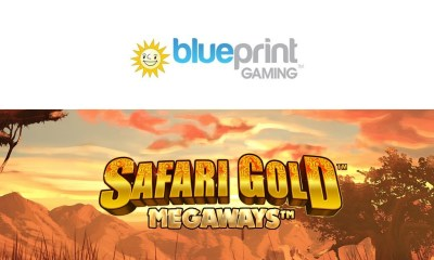 Blueprint Gaming set for an adventure with Safari Gold Megaways™
