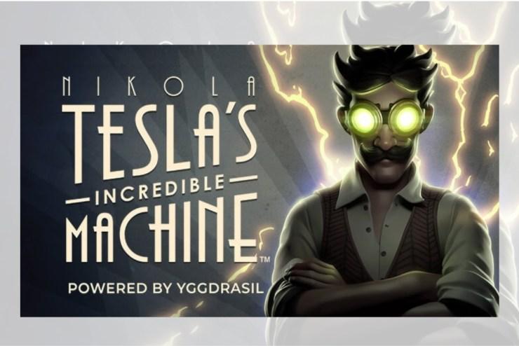 Yggdrasil - Nikola Tesla's Incredible Machine