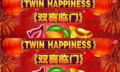 NetEnt brings double the joy with the release of Twin Happiness