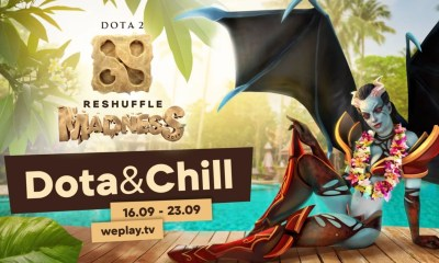 WePlay! Dota 2 Reshuffle Madness 2019