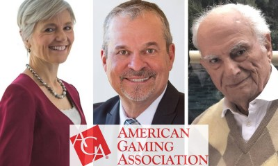 American Gaming Association Announces 2019 Gaming Hall of Fame Honorees