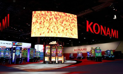 Konami Demonstrates Commitment to Future Innovation