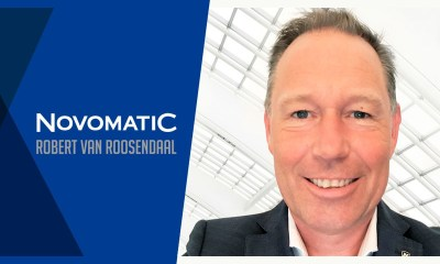 NOVOMATIC Appoints Robert van Roosendaal as its Key Account Director